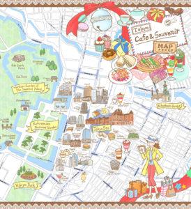 東京カフェマップ